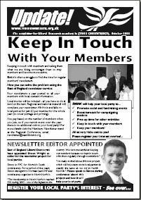 Members' Newsletter