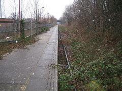 Watford Stadium Station