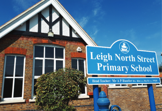 North Street School, Leigh