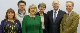 The East of England Lib Dem candidates for the 2014 Euro elections