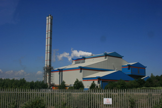 An EfW Plant on Teeside