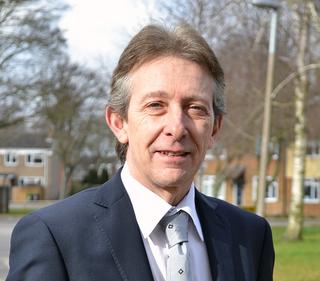 Councillor Steve Riley