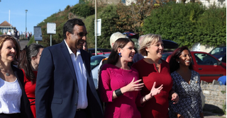 Jo Swinson and colleagues