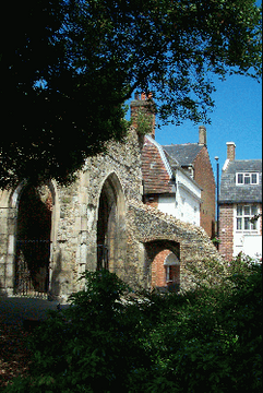Thomas A Beckett Chapel (Brentwood Borough Council)